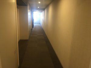 ブリリアタワー神戸元町 内廊下『共用通路』