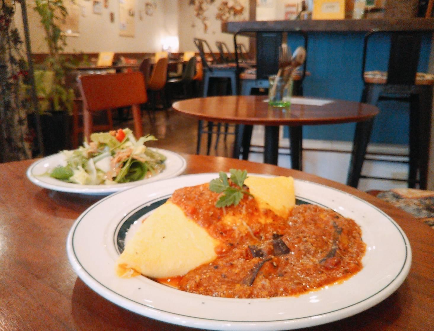 食のお店が軒を連ねる鯉川筋に オムライス&チーズケーキのお店『pagot 山側店』