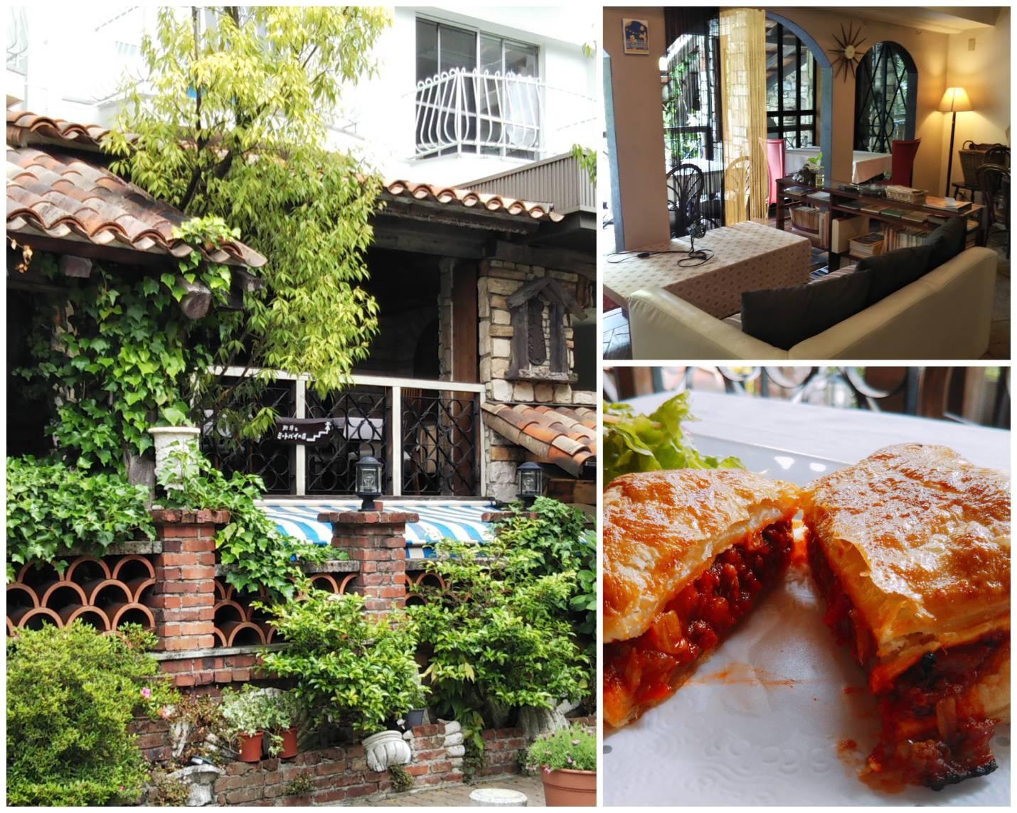 神戸山本通りの閑静な住宅街に 緑豊かな癒しのオアシス 『とんぼ茶屋』