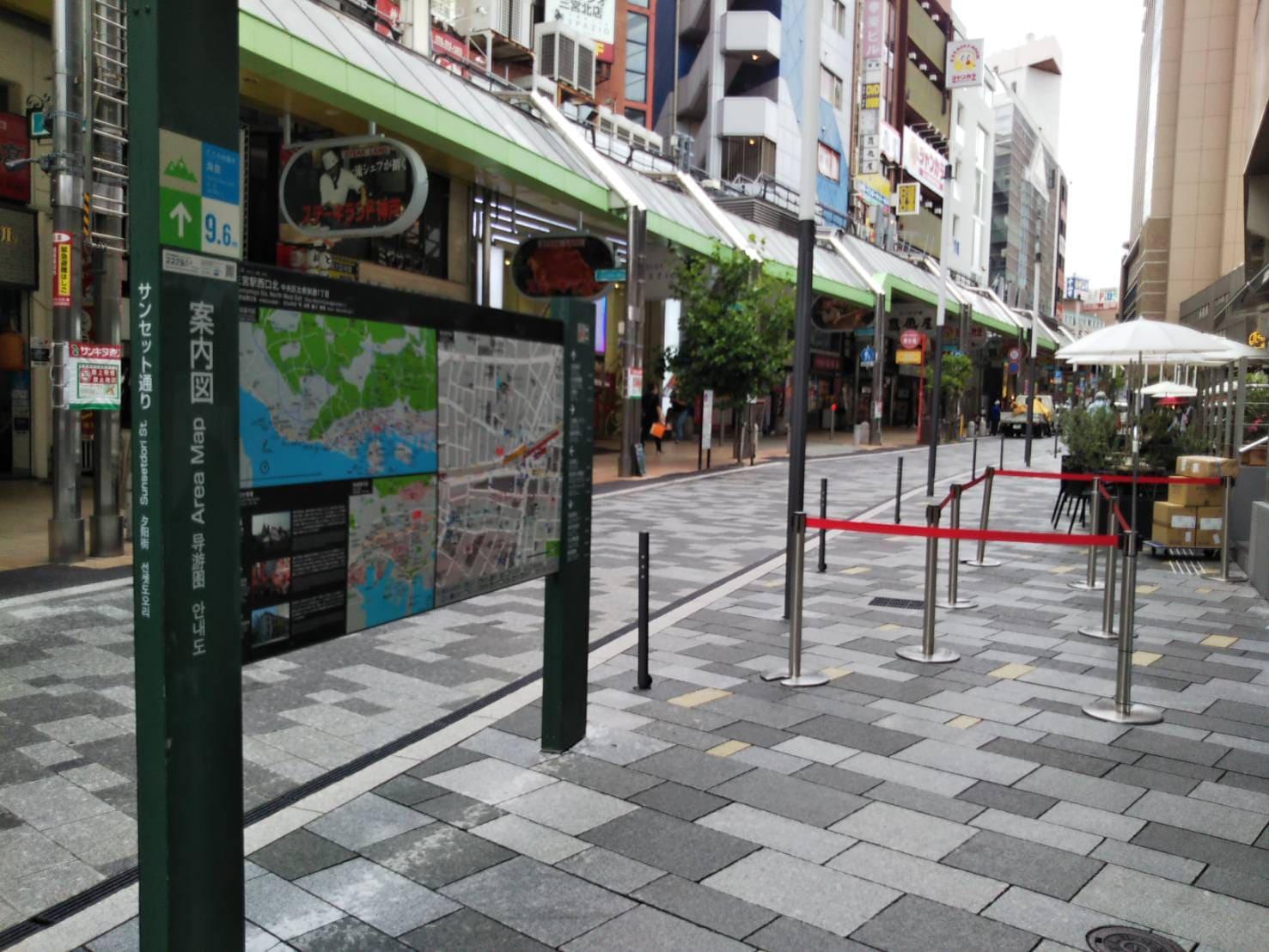 EKIZO神戸三宮山側ゾーン