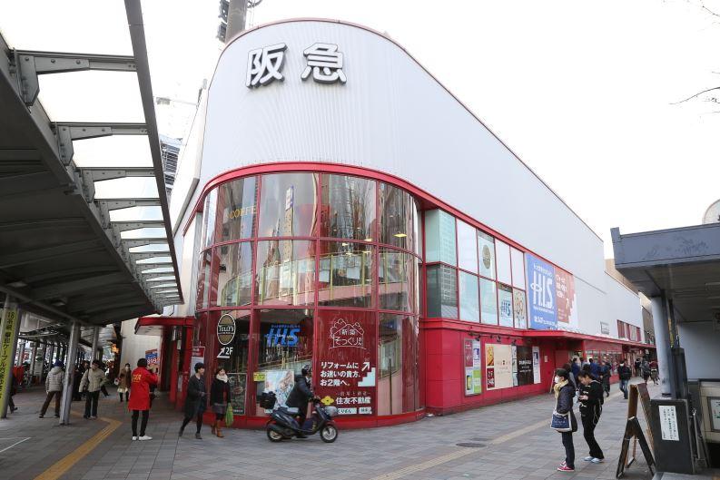 旧阪急三宮ビル