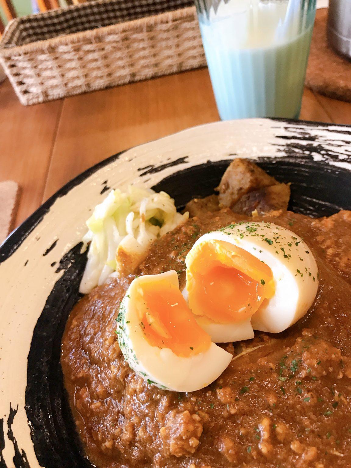 サトナカ半熟卵