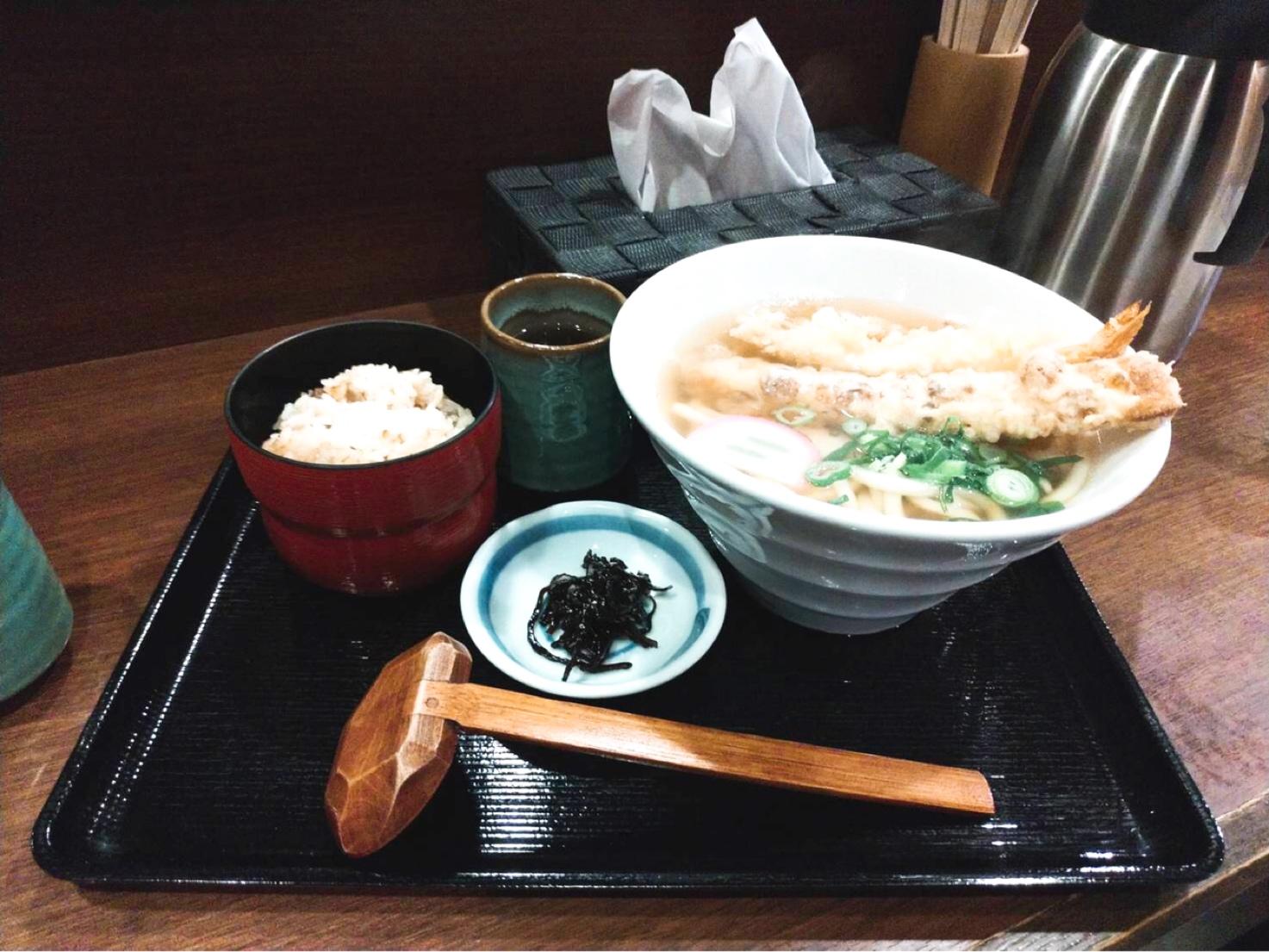 うどん☆麺花ゆうしょう