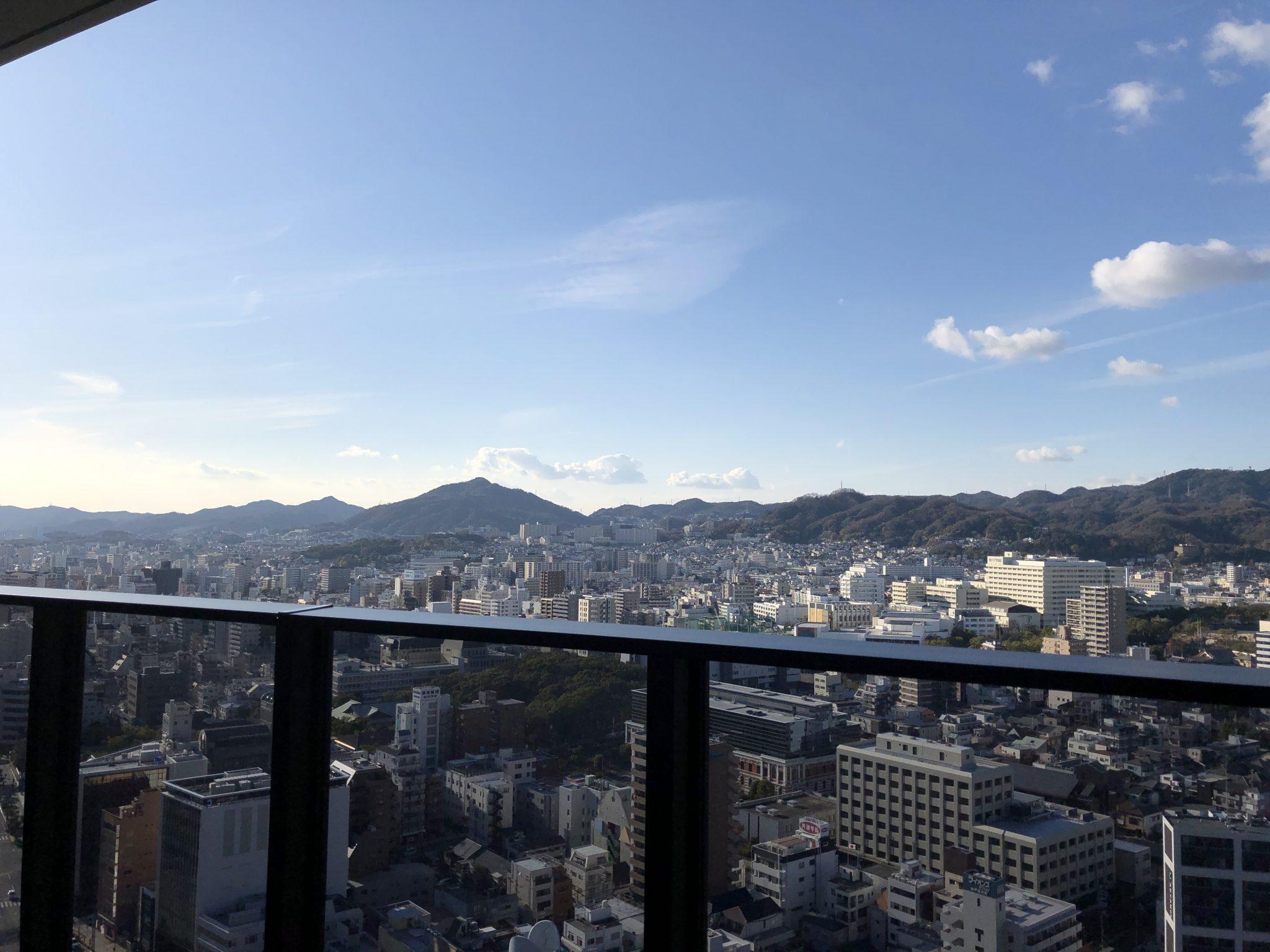 ザ・パークハウス神戸タワーの眺望その1