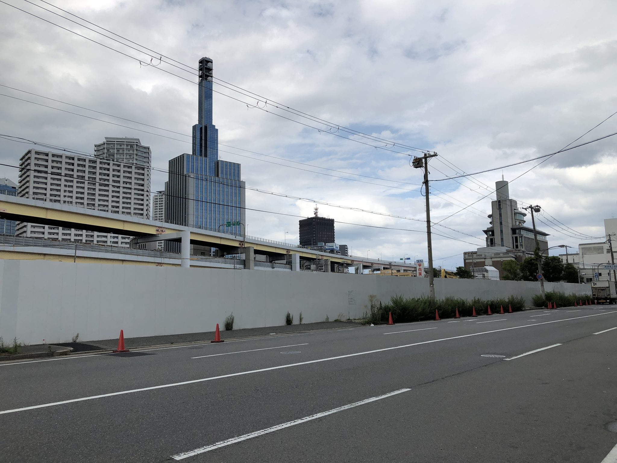 ベイシティタワーズ神戸事業計画地写真