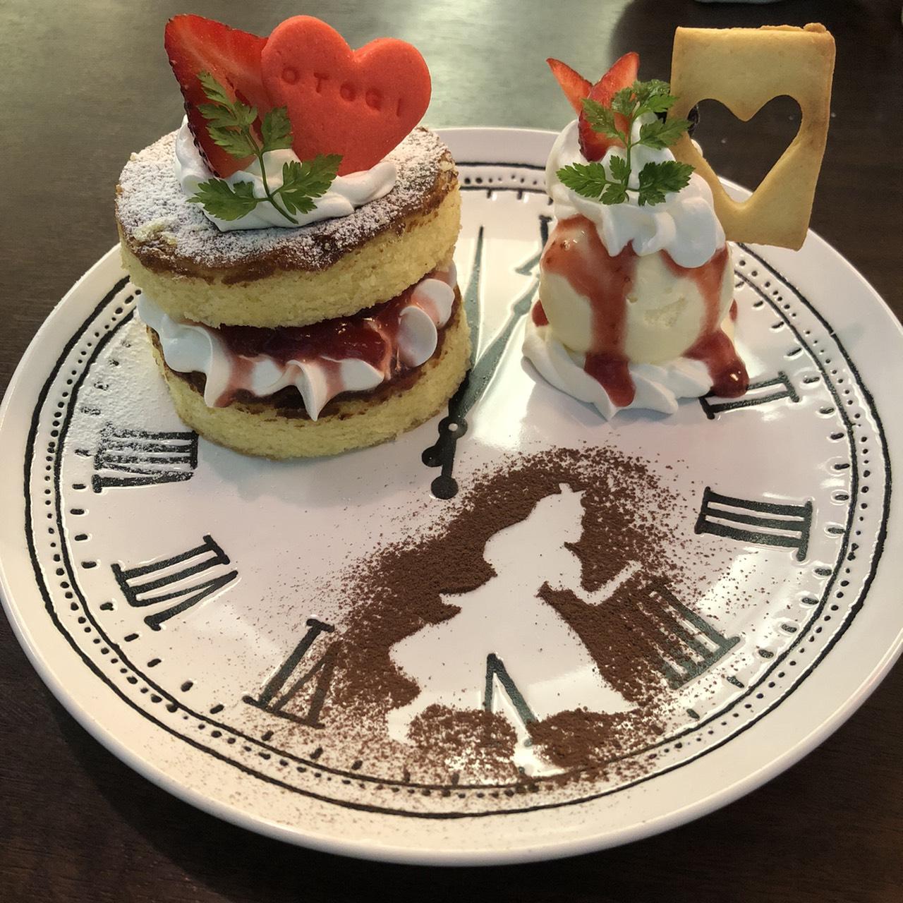 おとぎ話の世界『cafe otogi(カフェおとぎ)』