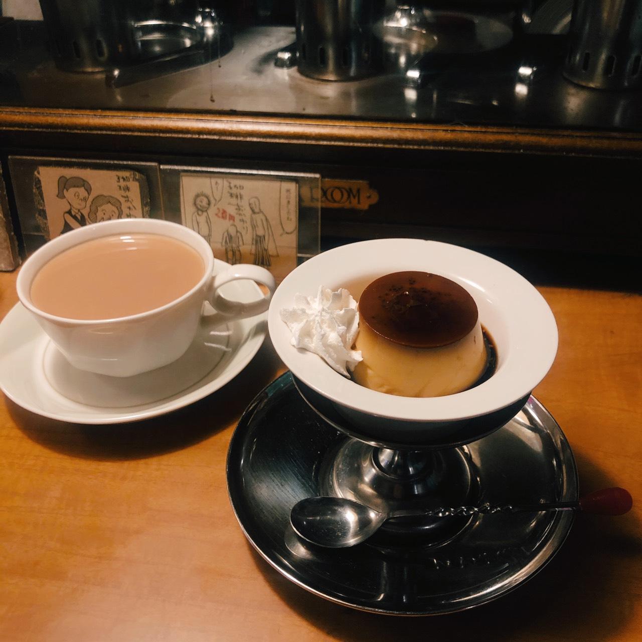 昔ながらを味わえる『喫茶ポエム』