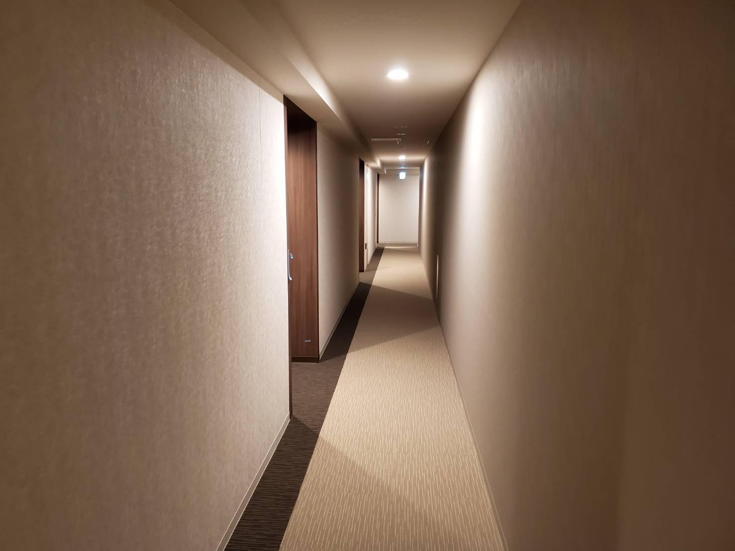 共用廊下(内廊下仕様)