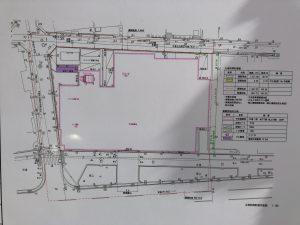 ワコーレ ザ・神戸旧居留地レジデンスタワー 敷地計画