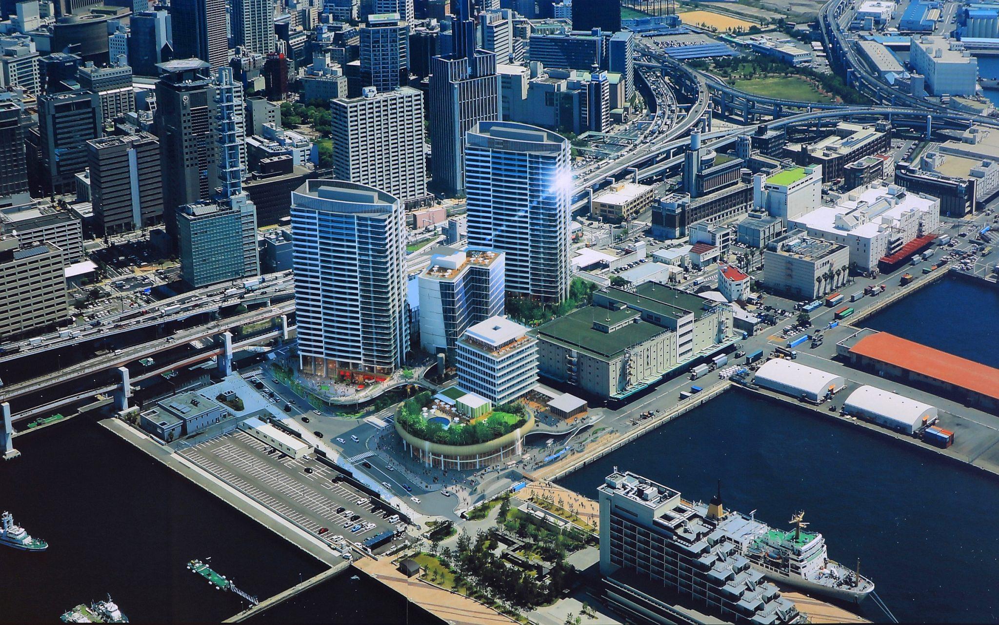 ベイシティタワーズ神戸イメージ
