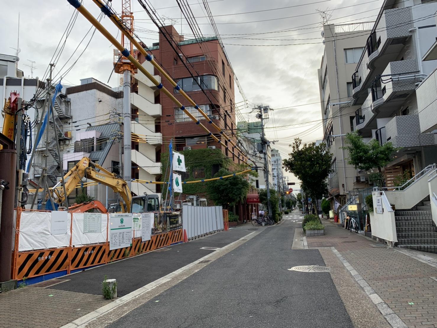ワコーレ神戸北野坂LABEL近隣