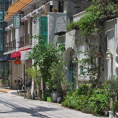 日本を代表する邸宅地、芦屋エリア